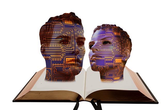 hlavy na knize