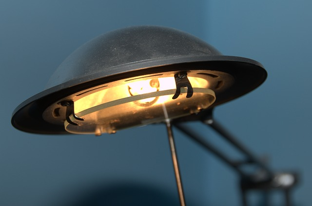 halogenová žárovka