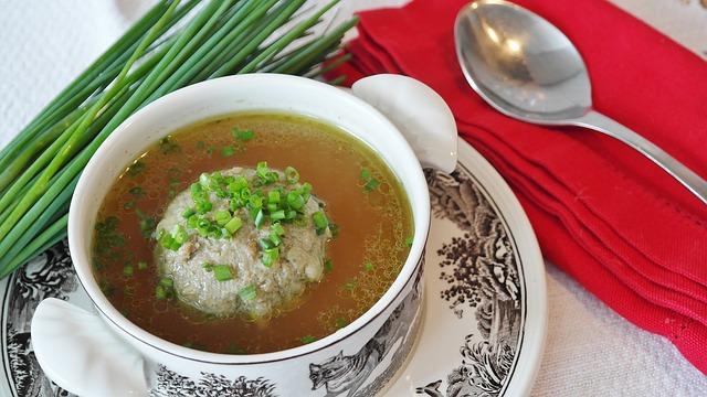 horká polévka