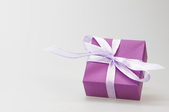 malý dáreček