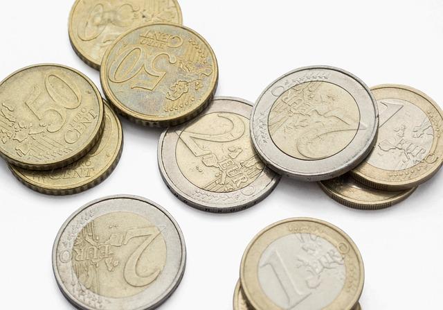 mince měny euro