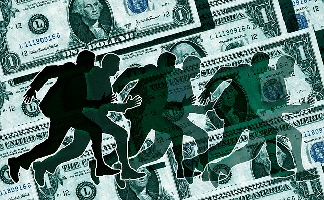 honba za penězi